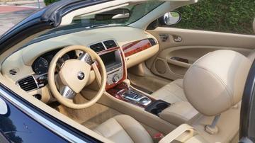 Jaguar XK 4.2 Convertible (2008)
