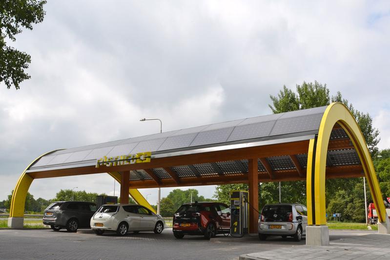Duitse subsidie voor laadstations Fastned
