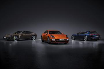 Dít is de vernieuwde Porsche Panamera