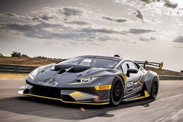 Lamborghini Huracán Super Trofeo Evo gepresenteerd