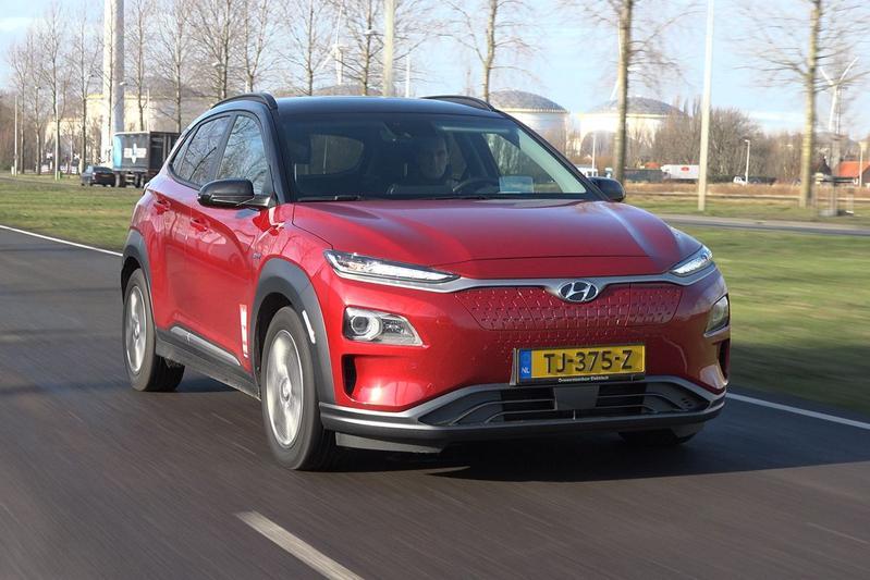 Hyundai Kona Electric - Afscheid duurtest