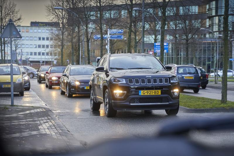 Beste Automobilist 2020 Stad Amsterdam Druk Spits