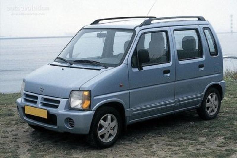 Suzuki Wagon R+ 1.0 GL (1998)