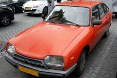 In het wild: Citroën GSA (1983)