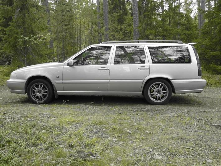Volvo V70 2.4 140pk Europa Exclusive (2000)