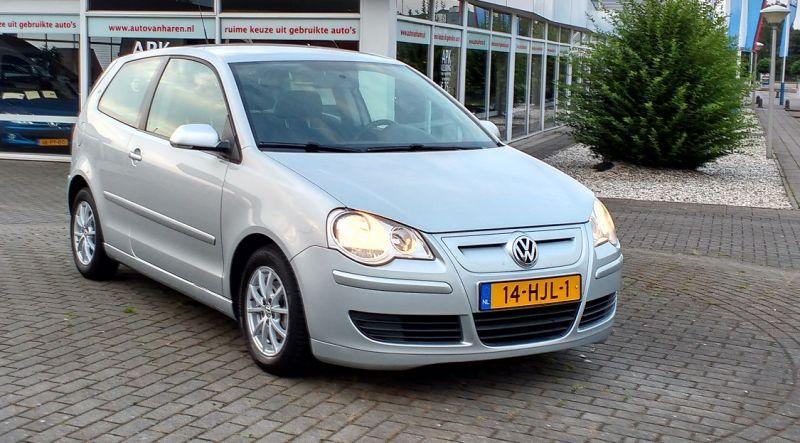 Volkswagen Polo 1.4 TDI 80pk BlueMotion Comfortline (2009)