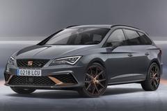 Ook nieuw: Seat Leon Cupra R ST