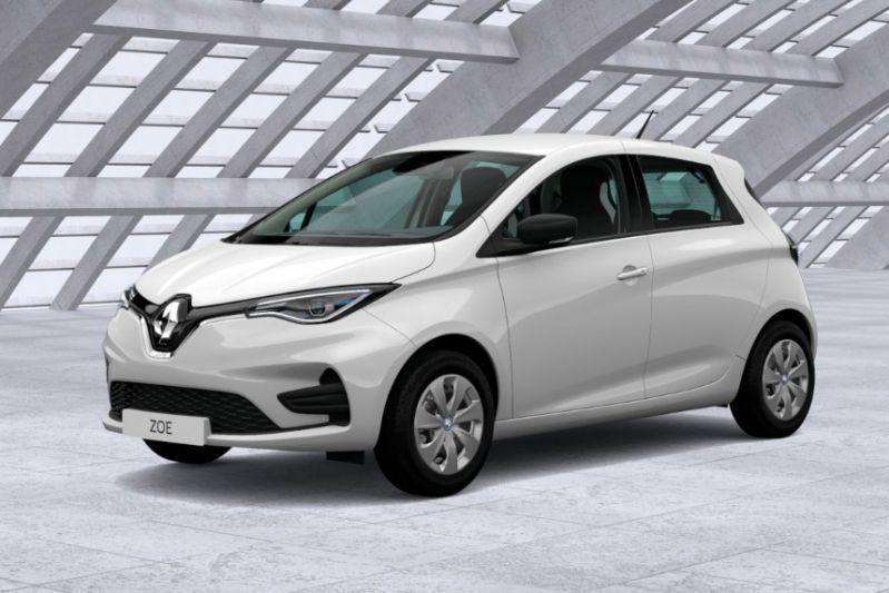 Renault Zoe back to basics