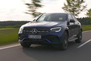Mercedes-Benz GLC – Rij-impressie
