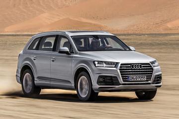 Zelfrijdende Audi Q7 'leert' van bestuurder