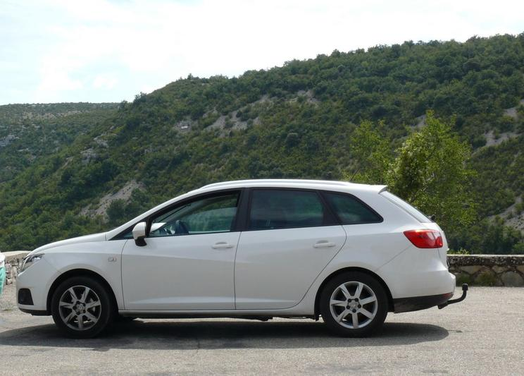 Seat Ibiza ST 1.2 TDI E-Ecomotive Style (2011)