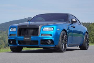 Mansory Bleurion was ooit Rolls-Royce Wraith