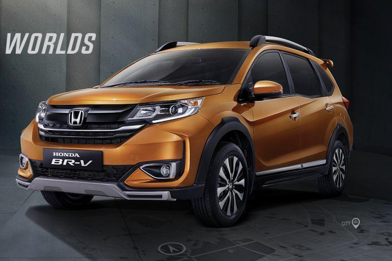 Honda BR-V facelift