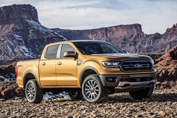 Vernieuwde Ford Ranger gepresenteerd