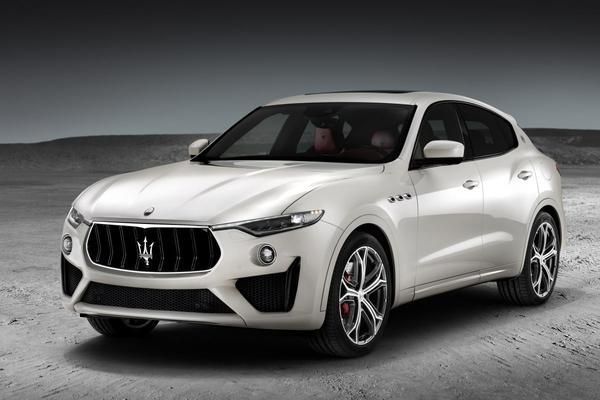 Maserati presenteert Levante GTS