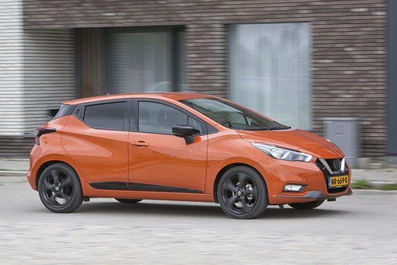 Nissan Micra is Private Leaseauto van het Jaar