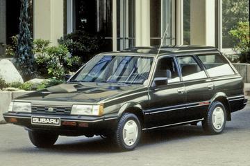 Subaru 1.8 GL Turbo 4WD