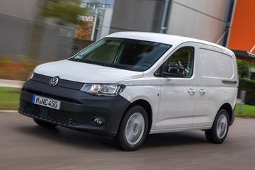 Volkswagen Caddy Cargo - Eerste rijtest