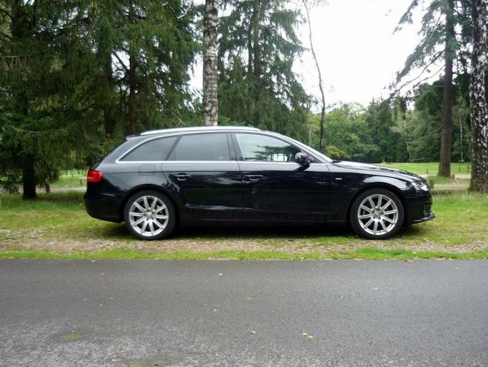 Audi A4 Avant 1.8 TFSI 160pk Pro Line S (2011)