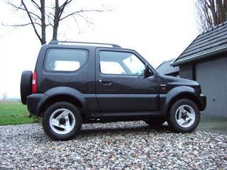 Suzuki Jimny 1.3 4WD Special (2002)