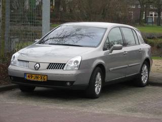 Renault Vel Satis 2.2 dCi 16V Privilège (2002)
