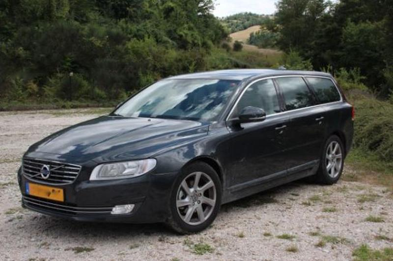Volvo V70 D2 Nordic 2014 Review Autoweeknl