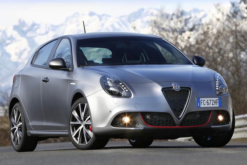 Alfa Romeo Giulietta 1.6 JTDm 120 Super (2016)