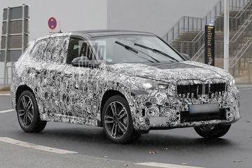 Nieuwe BMW X1 ook als M35i xDrive