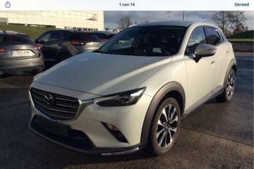 Mazda CX-3 SkyActiv-G 120 GT-M (2018)