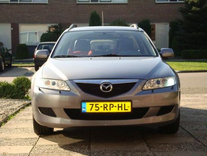 Mazda 6 SportBreak 2.0 CiTD 136pk Executive (2005)