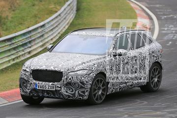 Jaguar F-Pace SVR opgedoken