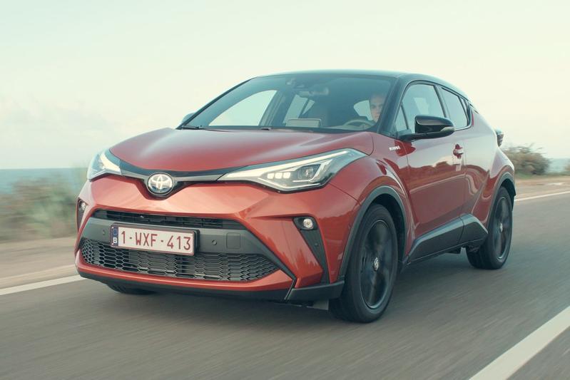 Toyota C-HR 2.0 High Power Hybrid - Rij-impressie