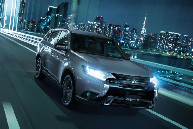 Mitsubishi Outlander Japan