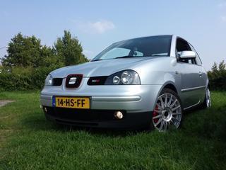Seat Arosa 1.4 16V Sport (2001)