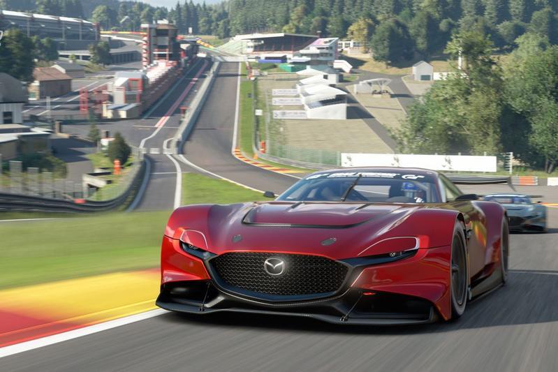 Mazda RX Vision GT3