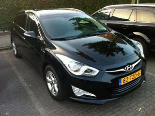 Hyundai i40 CW 1.7 CRDi Blue Business Edition (2012)