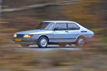 Saab 900 2.0i-16 Forty – 1990 – +/- 715.000 km - Klokje Rond