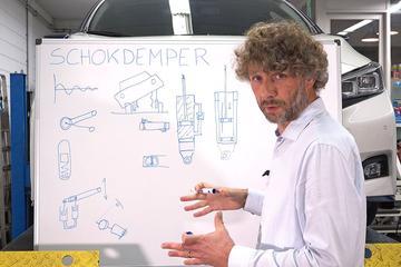 Schokdemper - Cornelis Schetst