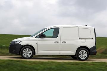 Meer prijzen voor nieuwe Volkswagen Caddy