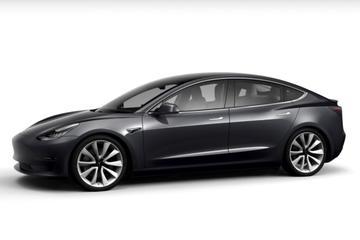 Tesla komt met sportieve aanpassingen voor de Model 3