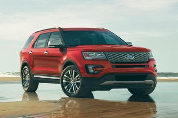 Ford Explorer: gigant in nieuwe jas