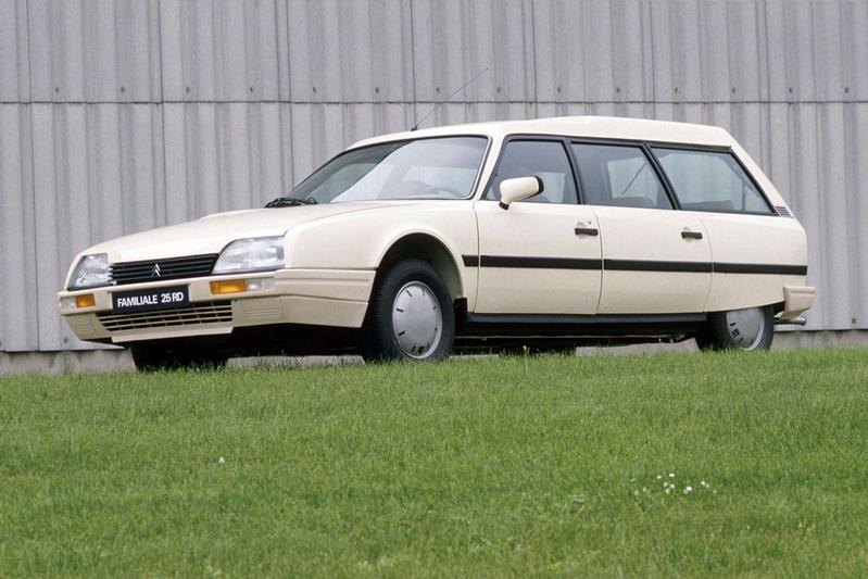 Citroën CX Break 25 TRI (1987)