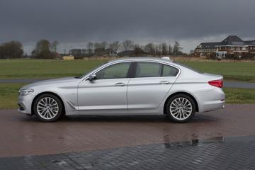 Prijzen voor vernieuwde BMW 5-serie