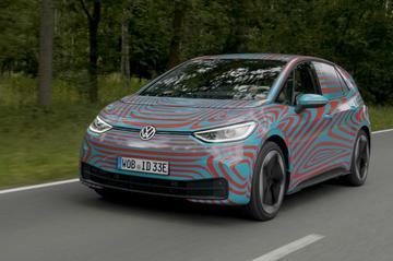Volkswagen ID.3 - Rij-impressie