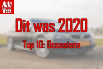 Top 10 van 2020: Meest gezochte occasions