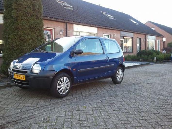 Renault Twingo Comfort (1998) #4