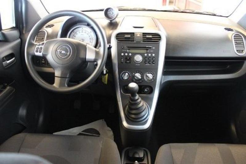 Opel Agila 1 2 Edition (2011) review - AutoWeek nl