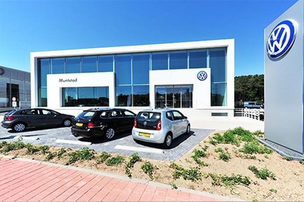 Muntstad Volkswagen Zeist Huis ter Heide