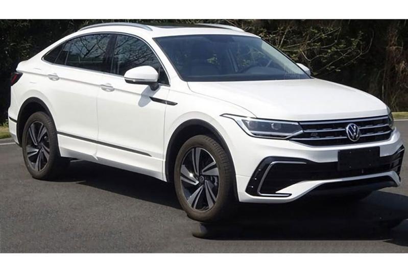 Volkswagen Tiguan X China