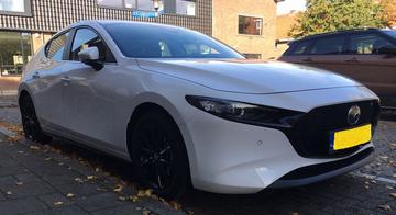 Mazda 3 SkyActiv-G 2.0 122 Comfort (2019)